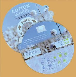 Cotton Wheel